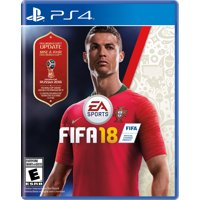 FIFA 18, Electronic Arts, PlayStation 4, 014633735215