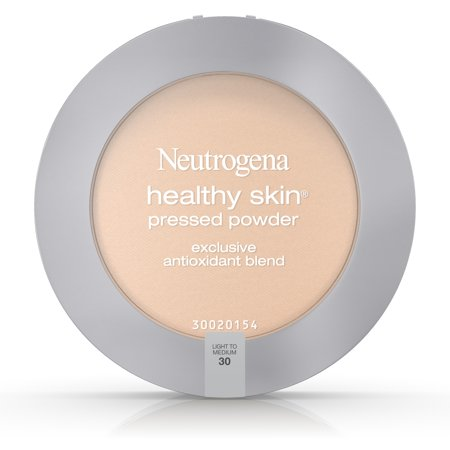 Neutrogena Healthy Skin Pressed Powder Spf 20, Light To Medium 30,.34 (Cover Tox Ten 50 Face Powder Review)
