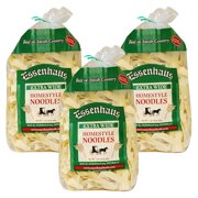 (3 Pack) Essenhaus Extra Wide Homestyle Noodles, 1 lb