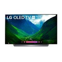 """LG 77"""" Class OLED C8 Series 4K (2160P) HDR Smart TV w/AI ThinQ - OLED77C8PUA"""