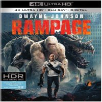 Rampage (4K Ultra HD + Blu-ray + Digital Copy)