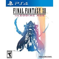 Final Fantasy XII: The Zodiac Age, Square Enix, PlayStation 4, 662248918587