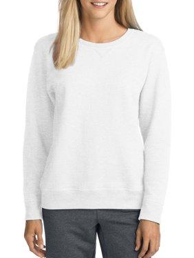 Hanes Women's Fleece V-Notch Sweatshirt