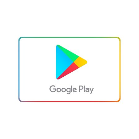 Google Play 10 Gift Code Email Delivery Walmartcom