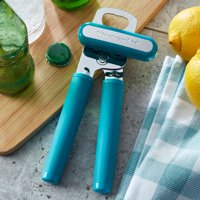 KitchenAid Stainless Steel Can Opener, Ocean Drive (Teal)