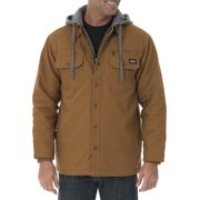 Dickies Men's Canvas Shirt Jacket