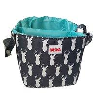 Danha Diaper Storage Caddy Deer Print