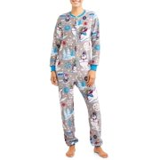 68e46ea1f6a Frosty Women s and Women s Plus Dropseat Union Suit