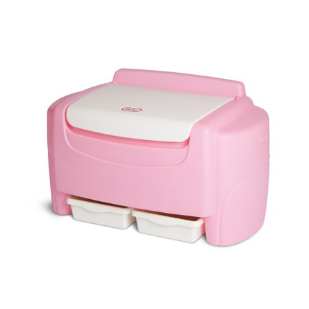 - Little Tikes Pink Sort 'n Store Toy Chest