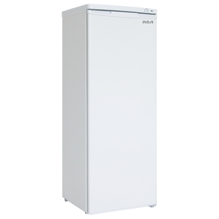 RCA 6.5 cu ft Upright Freezer, White