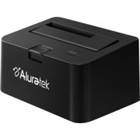 2.5/3.5 USB 3.0 SATA HARD DRIVE EXTERNAL DOCKING ENCLOSURE