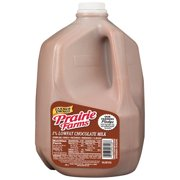 Prairie Farms 1% Lowfat Chocolate Milk, 1 Gallon