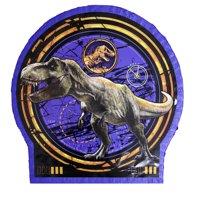 Jurassic World Pinata, Pull String, 19.5 x 19 in, 1ct