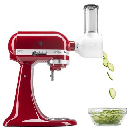 kitchenaid fresh prep slicer shredder attachment ksmvsa walmart com rh walmart com
