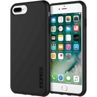 Incipio DualPro Case for Apple iPhone 6 Plus, iPhone 6S Plus, and iPhone 7 Plus, Black