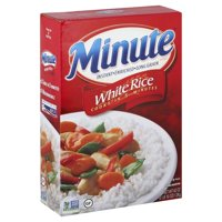 Minute White Instant Enriched Long Grain Rice 42 Oz Box