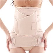 a63d23a67525f 3 in 1 Women and Maternity Breathable Elastic Postpartum Support Recover  Belt Sharper Support Girdle Belt