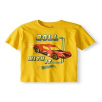 Roll With It' Graphic T-Shirt (Little Boys)