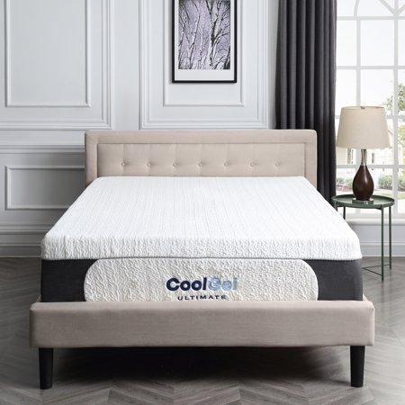Modern Sleep Cool Gel Ultimate Gel Memory Foam 14 Inch