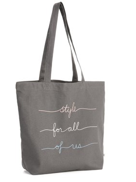 "EV1 ""Style for All"" Canvas Market Tote"