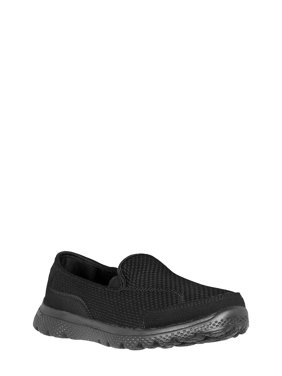 6fbcd2d4159d5 Product Image Athletic Works Women s Medium and Wide Width Knit Slip on Shoe