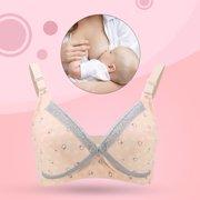 cbe08fa4e5 Women Soft Cotton No Wire Maternity Bra Pregnant Underwear Breastfeeding  Nursing Bras