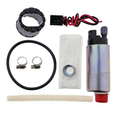 Genuine Walbro F20000169 255LPH Fuel Pump With HFP-K1016 Kit For Chevrolet El Camino - El Camino Convertible