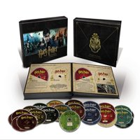 Harry Potter Hogwarts Collection (Blu-ray + DVD + Digital HD)