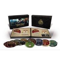 Harry Potter Hogwarts Collection (Blu-ray + DVD + Digital HD)