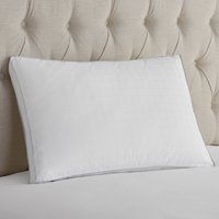 Hotel Style Natural Down 350-Thread Count Pillow, Firm