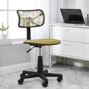 Urban Shop Swivel Mesh Chair, Multiple Colors