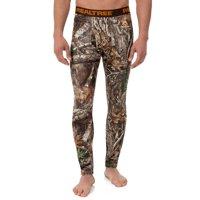 Realtree Men's Heavy Weight Performance Fleece Thermal Bottom