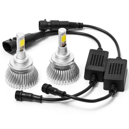 - Biltek LED Low Beam Conversion Bulbs for 1995-1997 Volvo 850 sedan, wagon (9006 Bulbs)