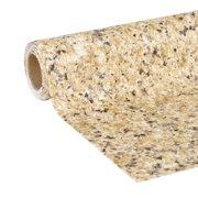 Duck Smooth Top Easy Liner Shelf Liner, 20 In. x 6 Ft., Beige Granite