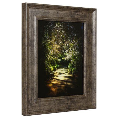 Craig Frames Revival Traditional Antique Silver Picture Frame