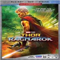 Thor: Ragnarok (Blu-ray + DVD + Digital)