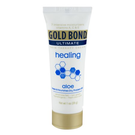 Gold Bond Ultimate Healing Skin Therapy Lotion with aloe, 1oz
