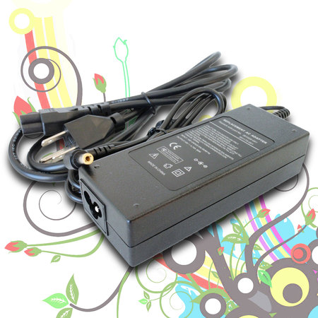 Power Supply Cord Charger Adapter for Gateway 400SD 450X 450E 450XL 450SX4 ROG