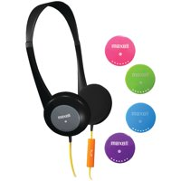 Maxell 195004 Action Kids Headphones with Microphone