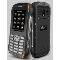 Plum Ram 6 - Rugged Unlocked Cell Phone GSM IP68 Military Grade Water Shock Proof Tmobile MetroPCS Lyca ORG
