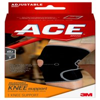 ACE Knee Support, One Size Adjustable
