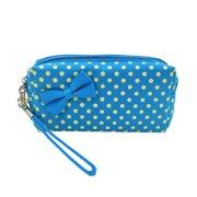 ea0683acd003 Polka Dot Makeup Bags