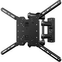 """Sanus VuePoint Full-Motion TV Wall Mount Kit For 37"""" – 80"""" TVs (FLF215KIT)"""