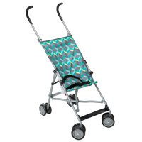 Cosco Comfort Height Umbrella Stroller, Grey Diamond