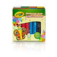 Crayola Modeling Clay, Bulk Clay, Assorted Colors, 2Lbs