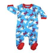 f7abe920c Boys  Footed Pajamas