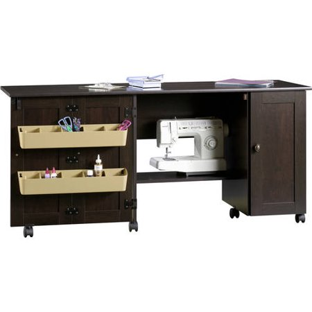 Sauder Sewing and Craft Table, Multiple Finishes (Best Sewing Machine Reviews)