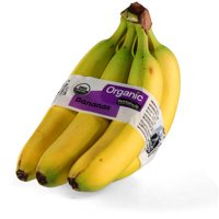 Organic Bananas, bunch