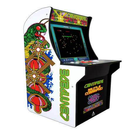 Centipede Arcade Machine, Arcade1UP, 4ft