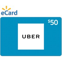 Uber $50 (email delivery)